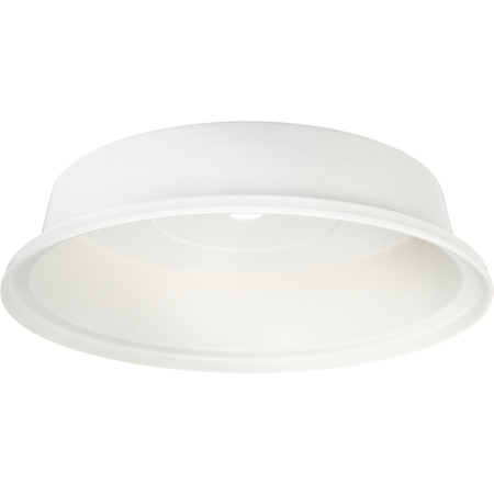 """91090202 - Polyglass Plate Cover 11-3/4"""" to 12""""  - Bone"""