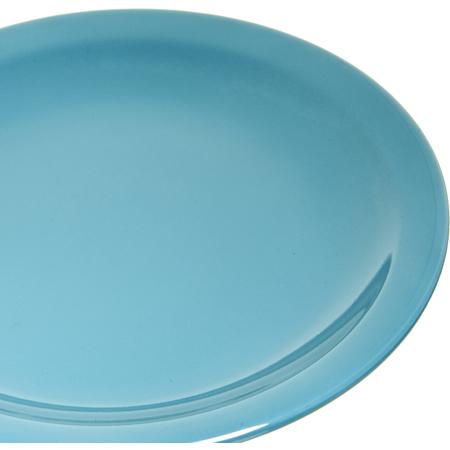 """4385663 - Dayton™ Melamine Bread & Butter Plate 5.5"""" - Turquoise"""