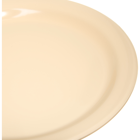 "4350125 - Dallas Ware® Melamine Dinner Plate 9"" - Tan"