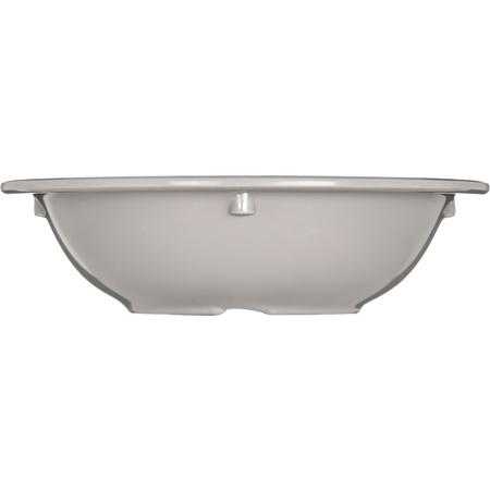 4386631 - Dayton™ Melamine Fruit Bowl 4.5 oz - Truffle