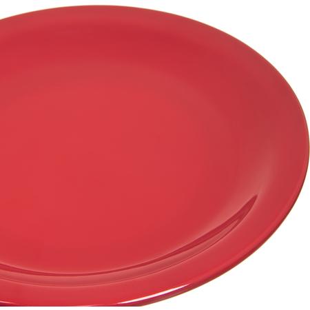 """KL20405 - Kingline™ Melamine Pie Plate 6.5"""" - Red"""