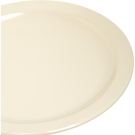 "4385406 - Dayton™ Melamine Salad Plate 7.25"" - Oatmeal"