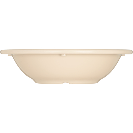 KL12125 - Kingline™ Melamine Grapefruit Bowl 10 oz - Tan