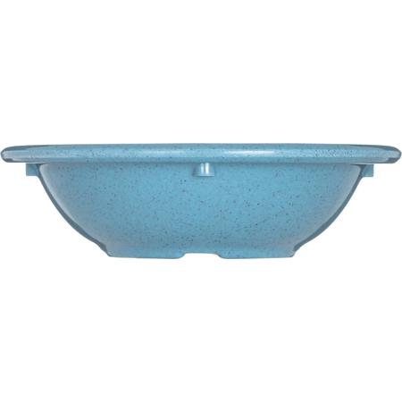 KL92892 - Kingline™ Melamine Rimmed Fruit Bowl 4.75 oz - Sandshade