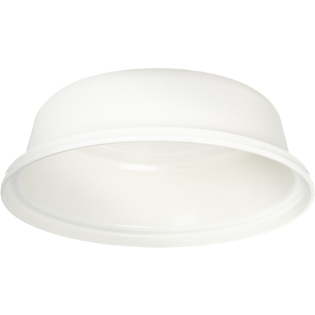 """91020202 - Polyglass Plate Cover 8-3/4"""" to 9-1/8"""" - Bone"""