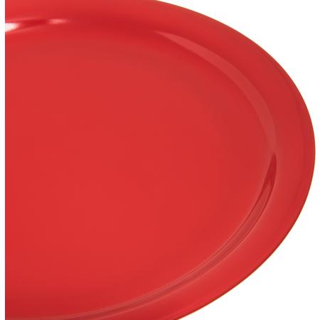 """KL20005 - Kingline™ Melamine Dinner Plate 9"""" - Red"""