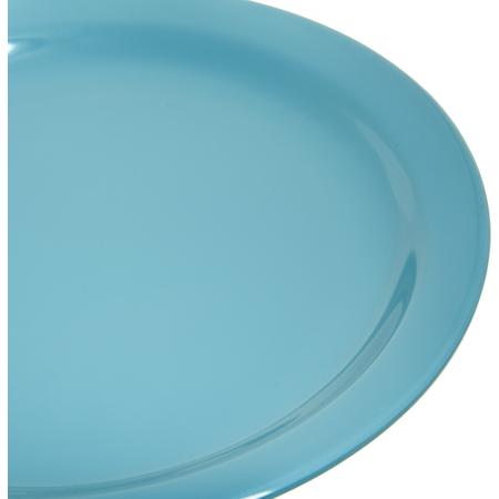 """4385263 - Dayton™ Melamine Dinner Plate 9"""" - Turquoise"""