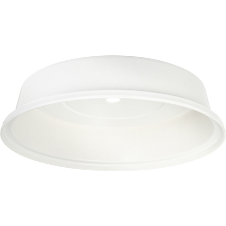 "91095202 - Polyglass Plate Cover 12"" to 12-1/4""  - Bone"