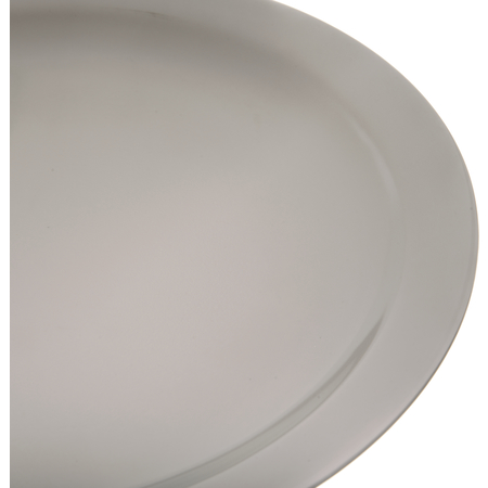 """4385031 - Dayton™ Melamine Dinner Plate 10.25"""" - Truffle"""