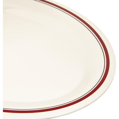 "43083903 - Mosaic™ Durus® Melamine Oval Platter Tray 12"" x 9.25"" - Morocco on Bone"