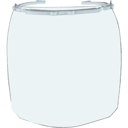 GG10001 - Germ Guard Face Shield - Clear