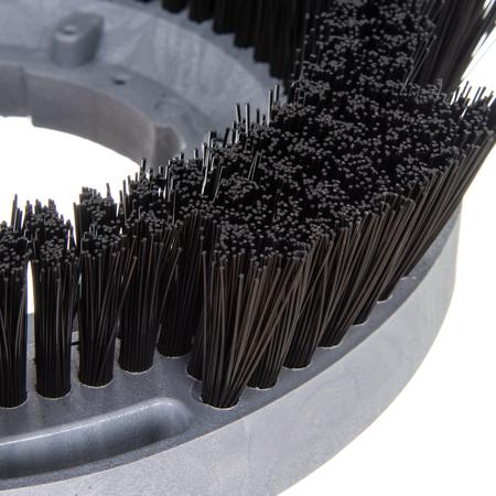 "361100N32-5N - Colortech™ Nylon General Scrubbing Heavy Brush 11"" - White"
