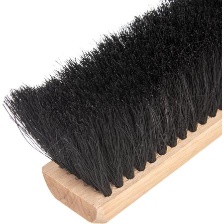"4505403 - Flo-Pac® Tampico Sweep 24"" - Black"