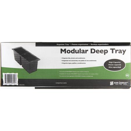 MODL29002 - MODULAR - DEEP TRAY
