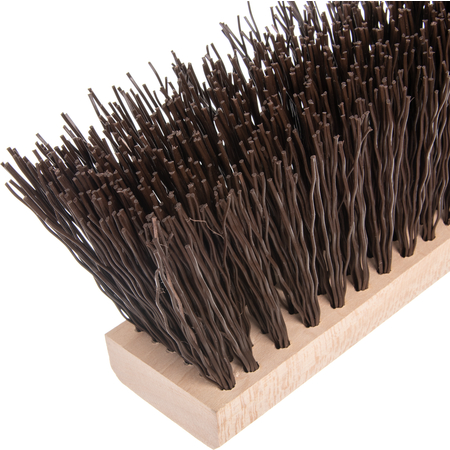 "3611302401 - 24"" Heavy Polypropylene Sweep 24"" - Brown"