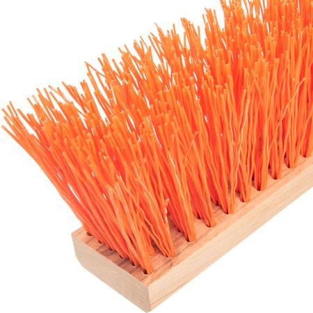 "36112424 - Flo-Pac® 24"" Heavy Polypropylene Sweep 24"" - Orange"