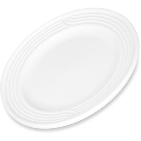 "DX5CBPB02 - Dinex® Bread & Dessert Plate 5 1/2"" (36/cs) - White"