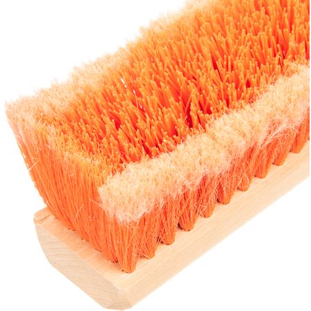 "3610223624 - Flo-Pac® Juno Style Polypropylene Sweep w/Heavy Polypropylene Center 36"" - Orange"