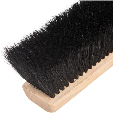 "4505303 - Flo-Pac® Tampico Sweep 18"" - Black"