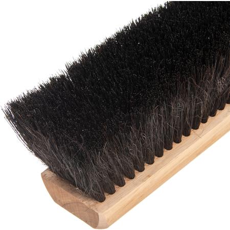 """4504003 - Flo-Pac® Horsehair Blend Sweep 18"""" - Black"""