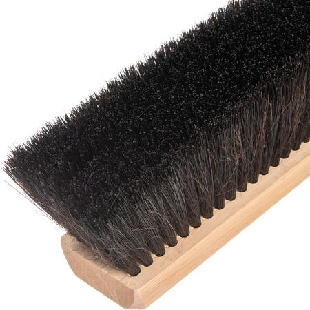 "36201803 - Flo-Pac® Horsehair Blend Sweep w/ Polypropylene Center 18"" - Black"