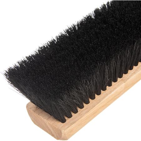 "3621921803 - Flo-Pac® Tampico Floor Sweep 18"" - Black"
