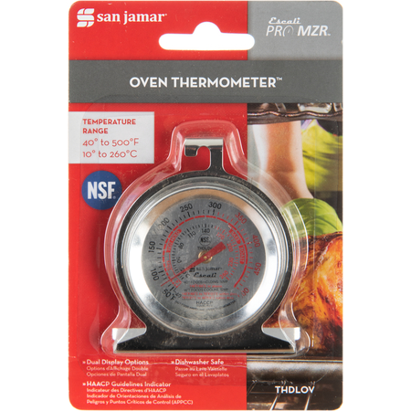 THDLOV - OVEN THERMOMETER NSF LISTED