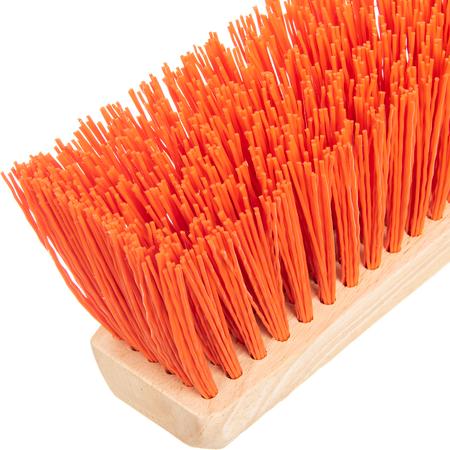 "36761824 - Flo-Pac® Heavy Polypropylene Sweep 18"" - Orange"