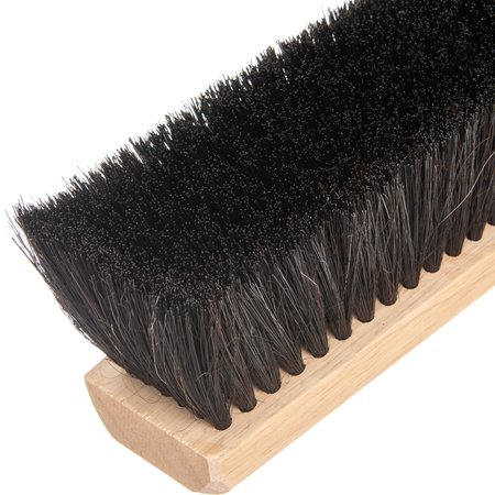 "36202403 - Flo-Pac® Horsehair Blend Sweep w/ Polypropylene Center 24"" - Black"
