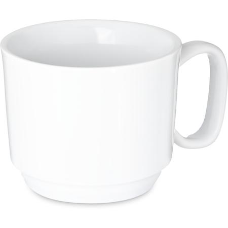 DXCMU802A - Dinex® Mug 8 oz (36/cs) - White