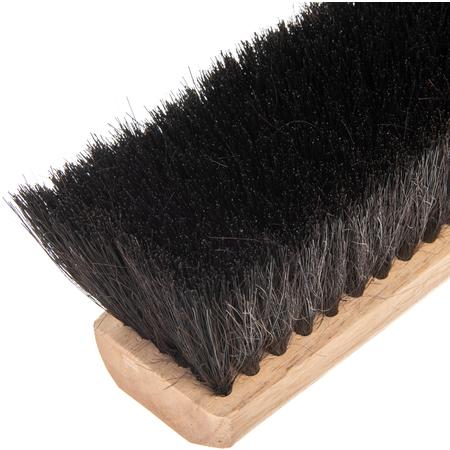 """4504303 - Flo-Pac® Horsehair Blend Sweep 36"""" - Black"""