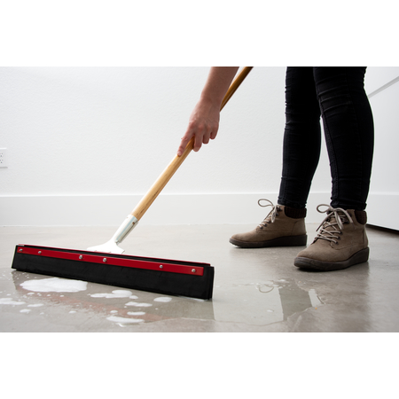 "4008200 - Sparta® Double Foam Neoprene Floor Squeegee 24"""