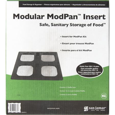 MODMP161 - MODULAR - MODPAN INSERT
