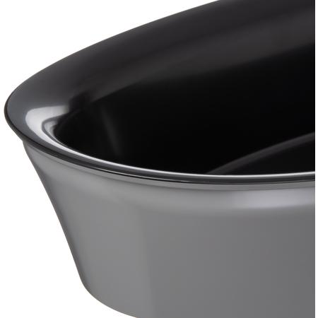 CM1402444 - Designer Coldmaster® 5 Qt Oval 5 qt - Black-Charcoal