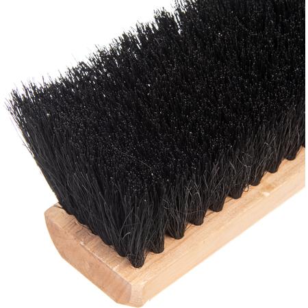 "4505603 - Flo-Pac® Tampico Sweep 36"" - Black"