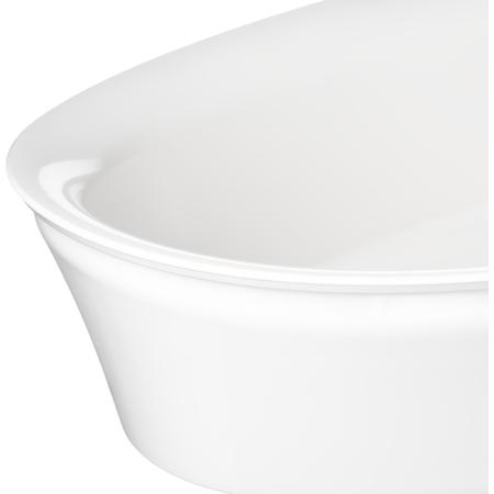 CM140202 - Designer Coldmaster® 5 Qt Oval 5 qt - White