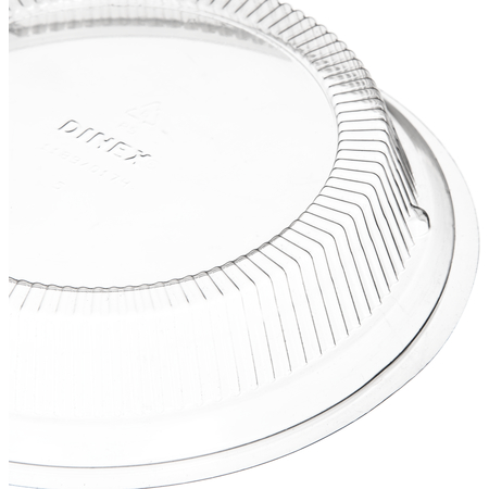 DX11890174 - Dinex® Clear Tulip Bowl Lid (1000/cs) - Clear