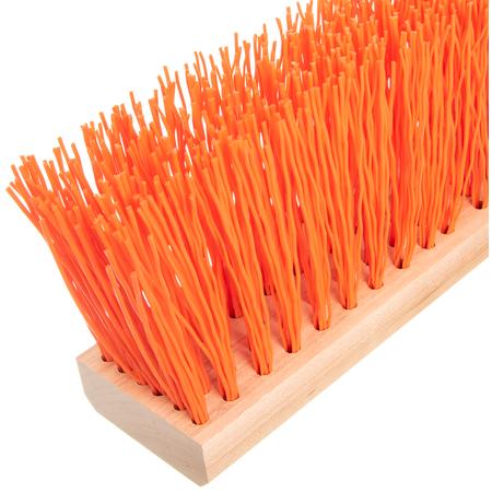 "36111624 - Flo-Pac® 16"" Heavy Polypropylene Sweep 16"" - Orange"