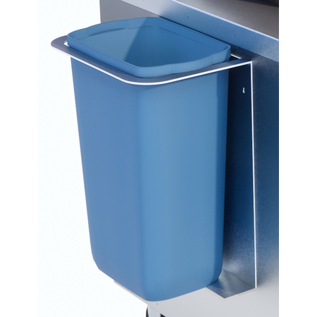 DXPS13527 - 10 GALLON TRASH CAN 15X11X20