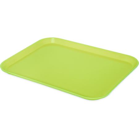 "1814FG009 - Glasteel™ Fiberglass Tray 18"" x 14"" - Lime"