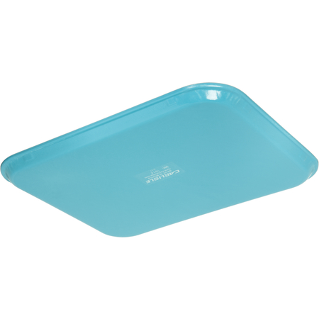 "1814FG97003 - Glasteel™ Fiberglass Tray 18"" x 14"" - Pacific Blue"