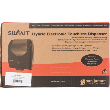 T8370WHCL - HYBRID ELECTRONIC DISP - SUMMIT - WHCL