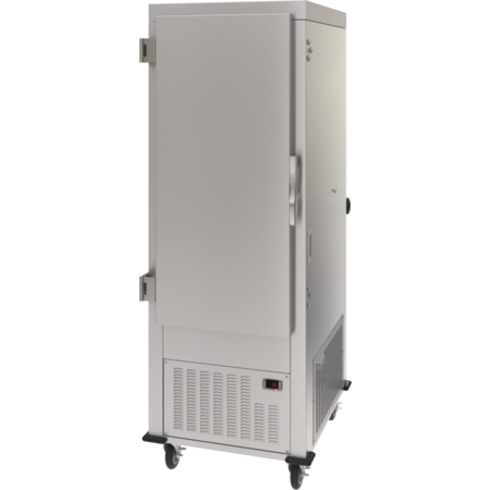 DXPACR15L - Air Curtain Refrigerator - Left Hinged - Stainless Steel