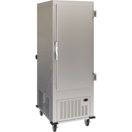 DXPACR15R - Air Curtain Refrigerator - Right Hinged - Stainless Steel