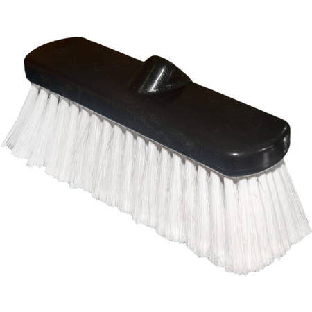 36123000 - Vehicle Wash Brush with Crimped Polypropylene Bristles 10""