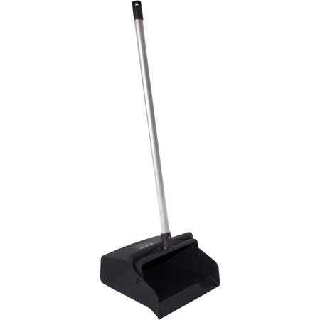 361410EC03 - Upright Dustpan - Black