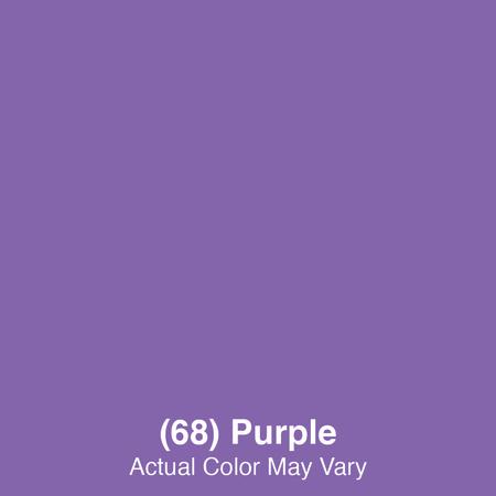 "45008EC68 - 8"" PIPE AND VALVE BRUSH - PURPLE"
