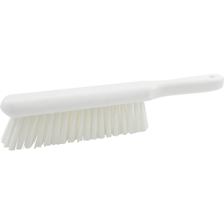 "40480EC75 - 8"" POLYESTER COUNTER BRUSH/LIME"