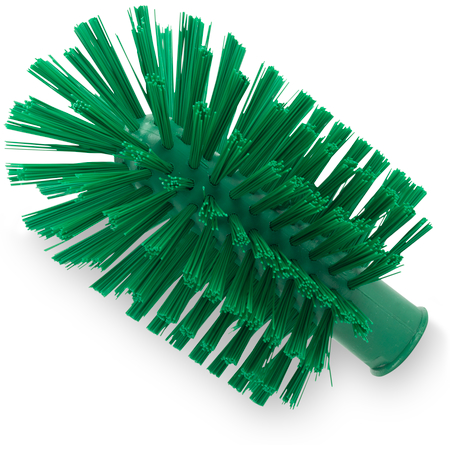 "45004EC09 - 4"" PIPE AND VALVE BRUSH - GREEN"