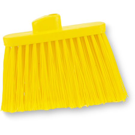 36867EC04 - DUO-SWEEP FLAGGED BROOM - HEAD ONLY - YELLOW